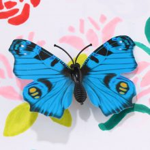 Fashion Butterfly Hair Clips Wedding for Women