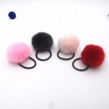 Women's Fur Elastic Hair Bands