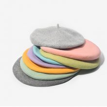 Fashion Girls Woolen Hat