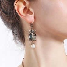Women's Insect Shaped Earrings