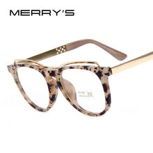 Women's Leopard Printed Glasses Frame