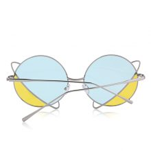 Women's Fashion Round Sunglasses with UV Protection