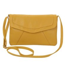Women's Vintage Leather Crossbody Bag