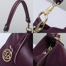 Soft Women's Genuine Leather Shoulder Bag
