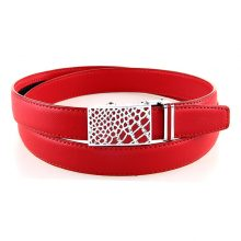 Fashion High Quality Bright Leather Women's Belt