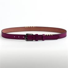 Women's Cowhide Leather Belt