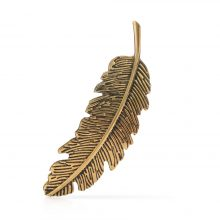 Women's Fashion Leaf Hair Clips